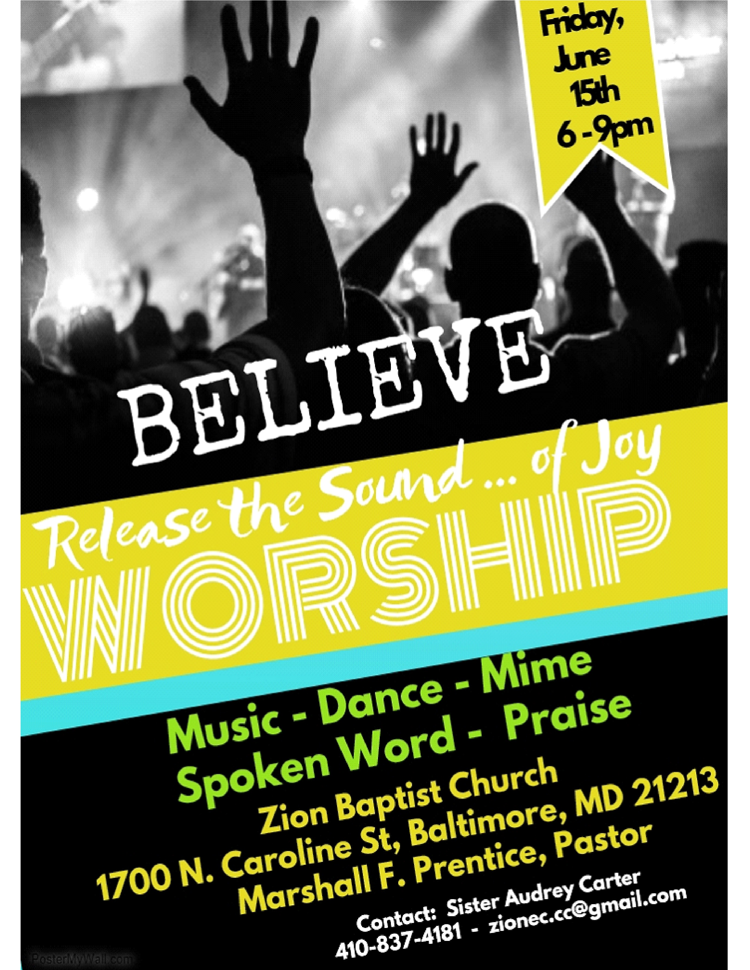 Praise and worship songs about joy